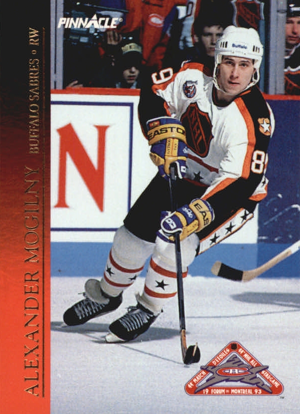 1993-94 Pinnacle All-Stars #22 Alexander Mogilny