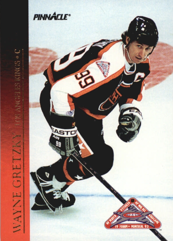 1993-94 Pinnacle All-Stars #45 Wayne Gretzky