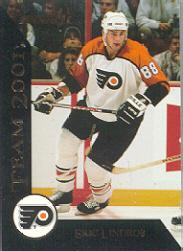 1993-94 Pinnacle Team 2001 #1 Eric Lindros