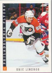 1993-94 Score #1 Eric Lindros