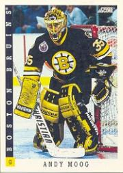 1993-94 Score #11 Andy Moog