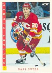 1993-94 Score #13 Gary Suter