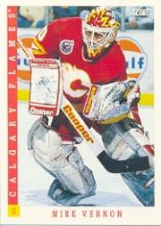 1993-94 Score #43 Mike Vernon