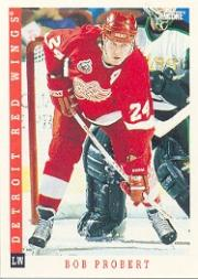 1993-94 Score #59 Bob Probert