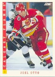 1993-94 Score #74 Joel Otto