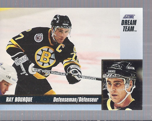 1993-94 Score Dream Team #7 Ray Bourque
