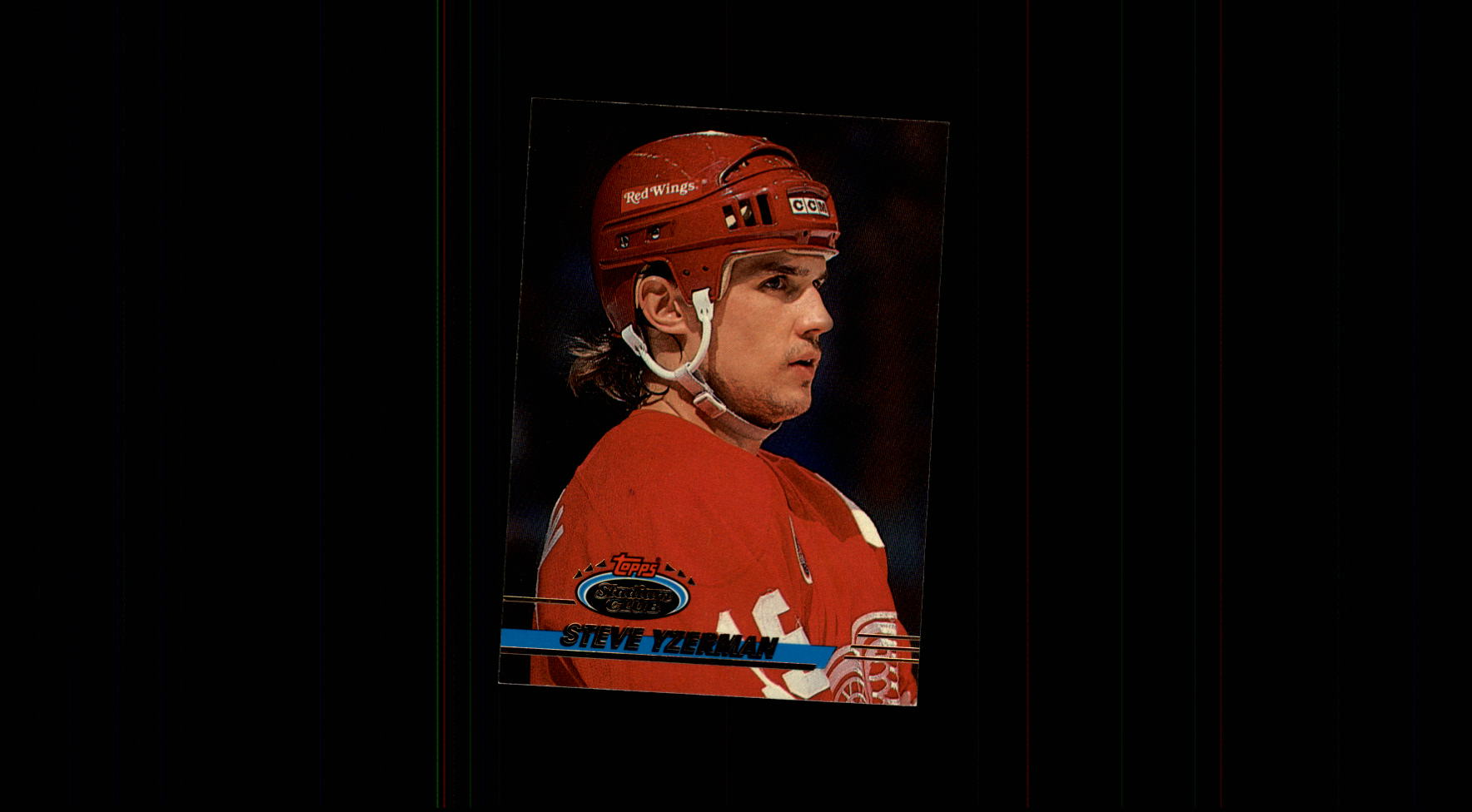 1993-94 Stadium Club #70 Steve Yzerman