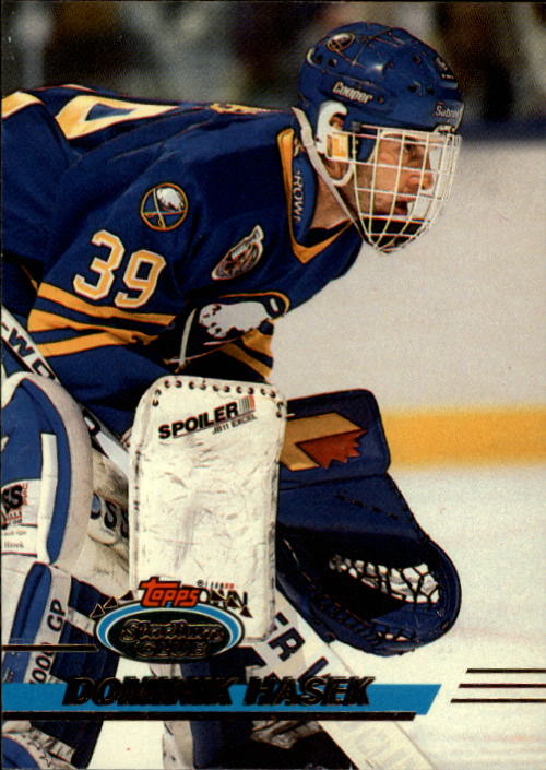 1993-94 Stadium Club #178 Dominik Hasek