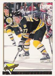 1993-94 Topps Premier Gold #350 Ray Bourque