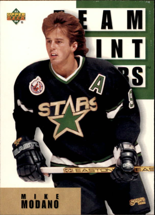 1993-94 Upper Deck #294 Mike Modano TL