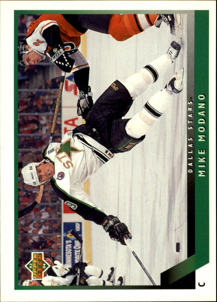 1993-94 Upper Deck #397 Mike Modano