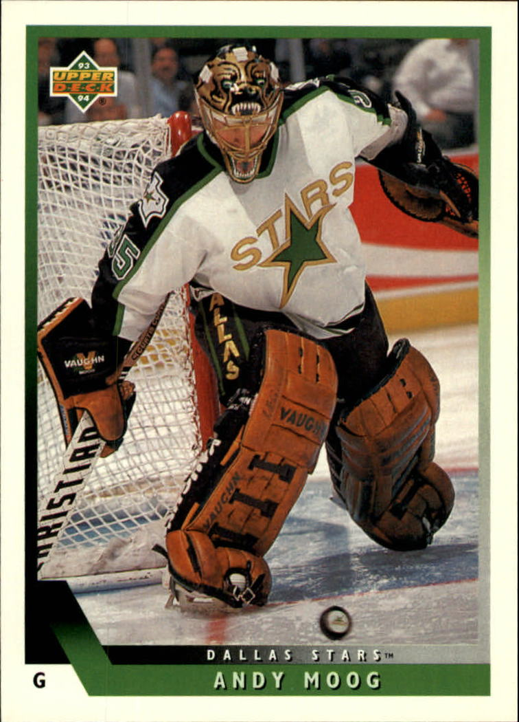 1993-94 Upper Deck #478 Andy Moog