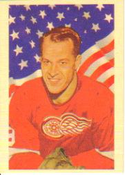 1993-94 Parkhurst Parkie Reprints Case Inserts #1 Gordie Howe front image