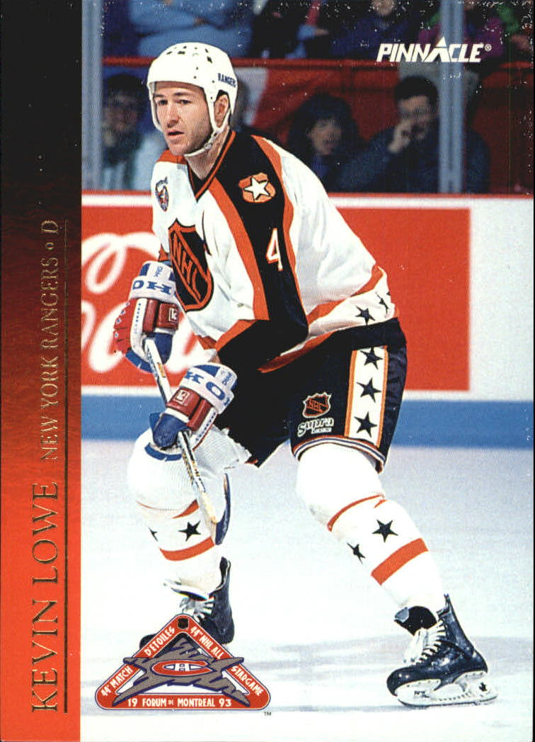 1993-94 Pinnacle All-Stars Canadian #3 Kevin Lowe