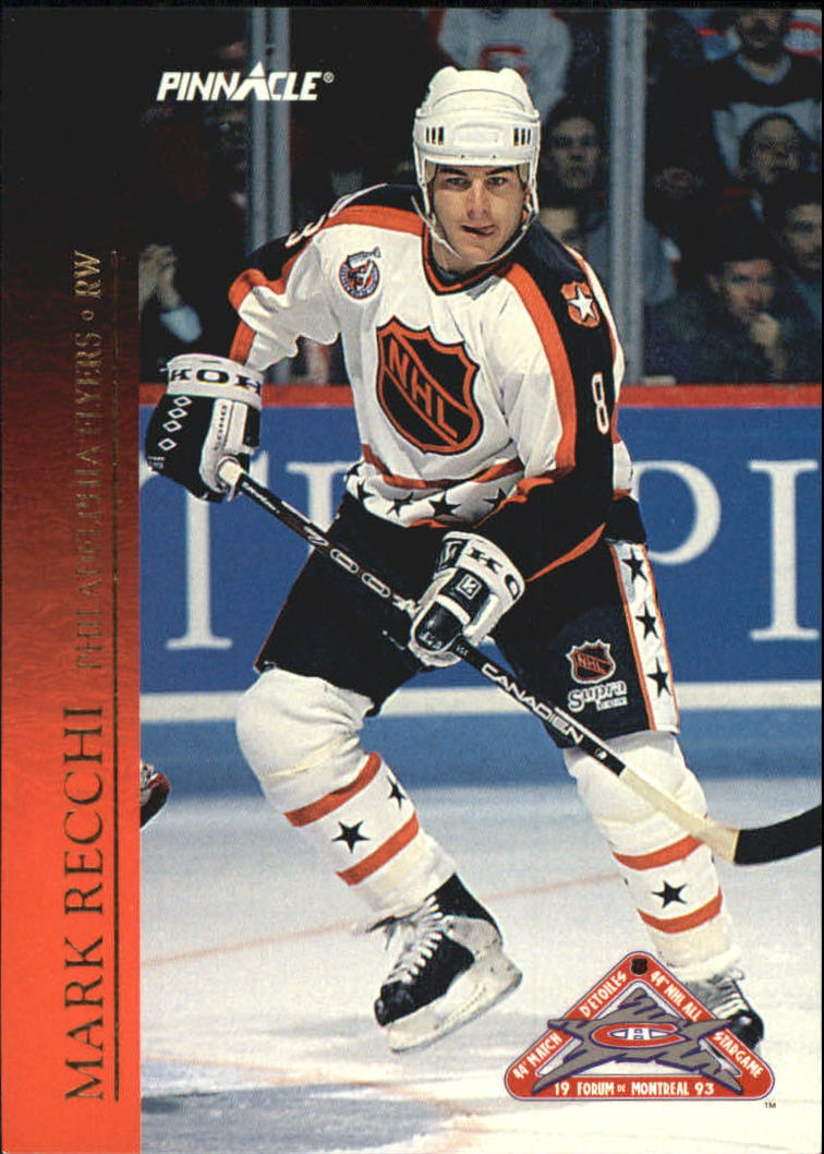 1993-94 Pinnacle All-Stars Canadian #6 Mark Recchi