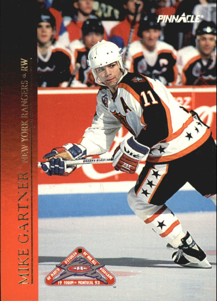 1993-94 Pinnacle All-Stars Canadian #8 Mike Gartner