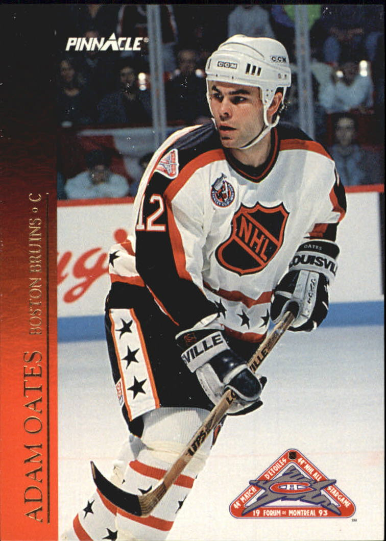 1993-94 Pinnacle All-Stars Canadian #9 Adam Oates
