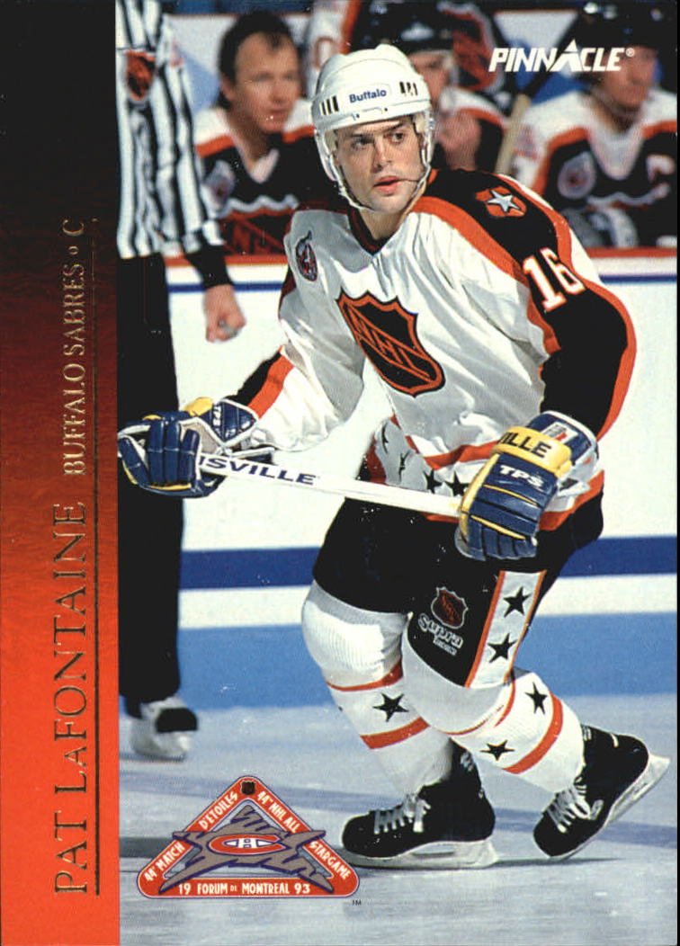 1993-94 Pinnacle All-Stars Canadian #11 Pat LaFontaine