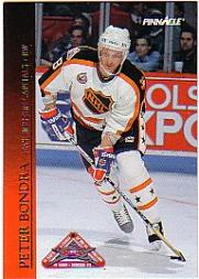 1993-94 Pinnacle All-Stars Canadian #12 Peter Bondra