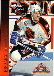 1993-94 Pinnacle All-Stars Canadian #13 Joe Sakic