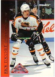 1993-94 Pinnacle All-Stars Canadian #14 Rick Tocchet