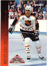 1993-94 Pinnacle All-Stars Canadian #15 Kevin Stevens