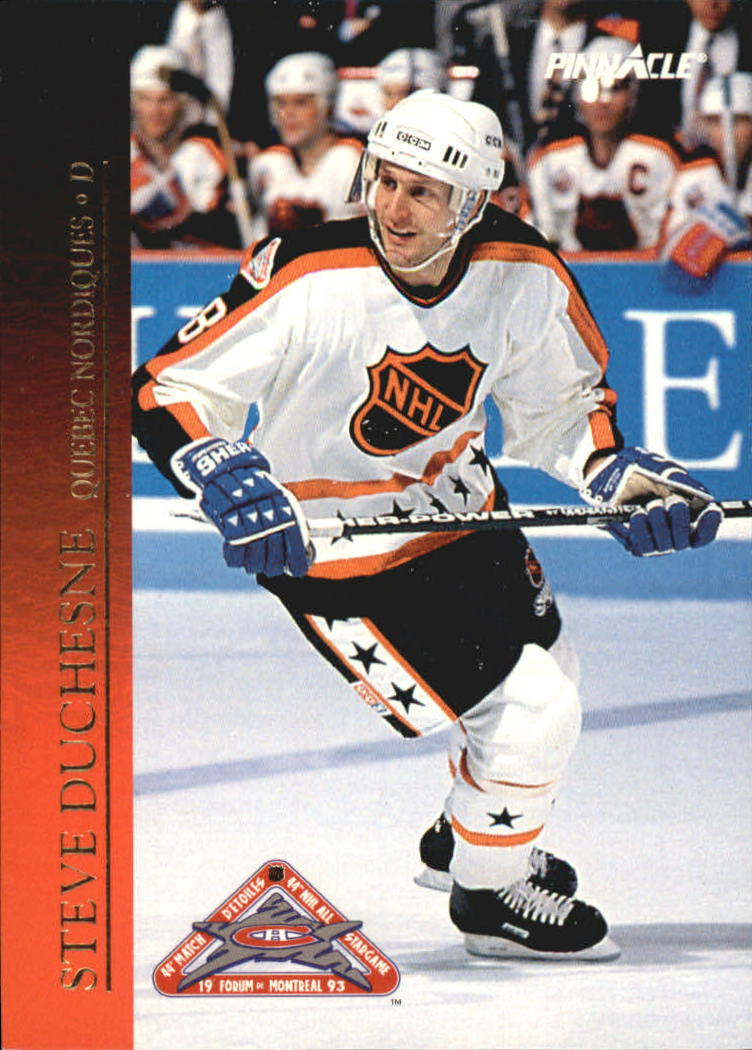 1993-94 Pinnacle All-Stars Canadian #16 Steve Duchesne