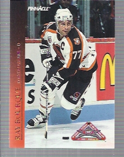 1993-94 Pinnacle All-Stars Canadian #21 Ray Bourque