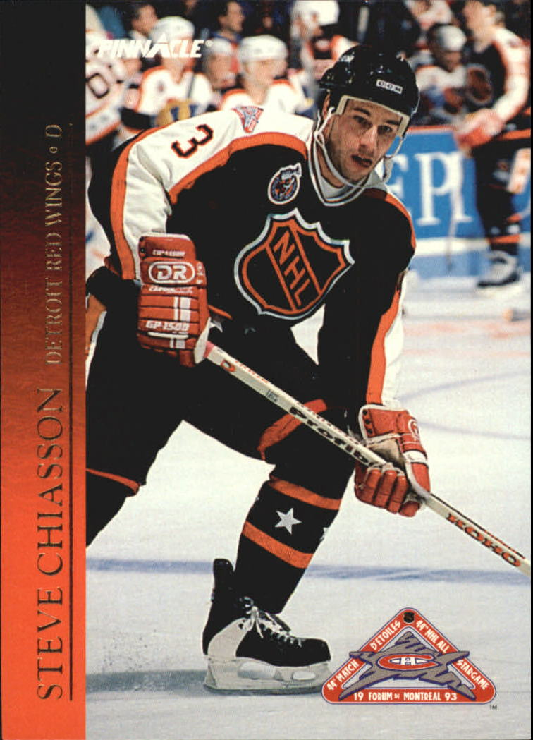 1993-94 Pinnacle All-Stars Canadian #23 Steve Chiasson