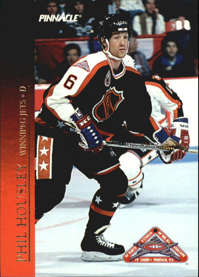1993-94 Pinnacle All-Stars Canadian #25 Phil Housley