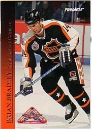 1993-94 Pinnacle All-Stars Canadian #33 Brian Bradley