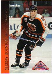 1993-94 Pinnacle All-Stars Canadian #39 Jeremy Roenick