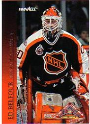 1993-94 Pinnacle All-Stars Canadian #42 Ed Belfour