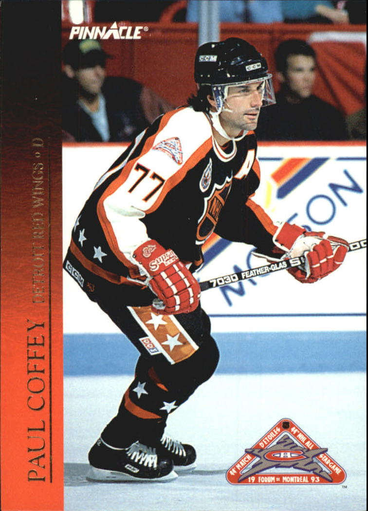 1993-94 Pinnacle All-Stars Canadian #43 Paul Coffey