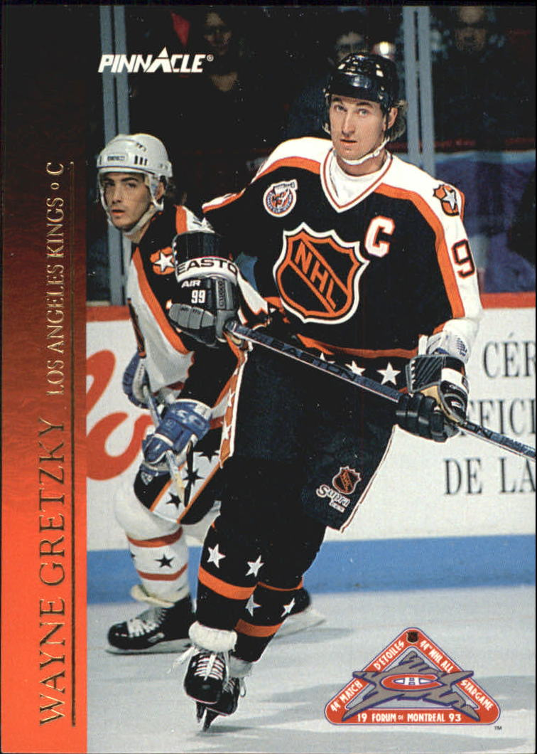 1993-94 Pinnacle All-Stars Canadian #45 Wayne Gretzky