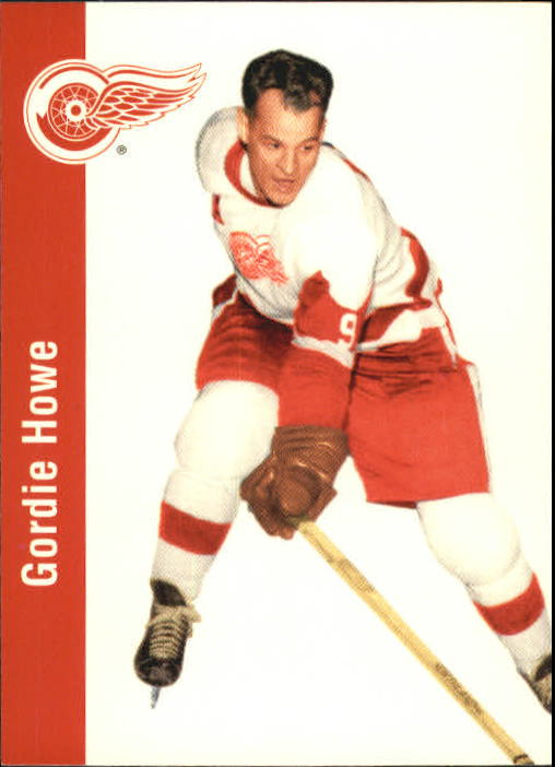 1994 Parkhurst Missing Link #43 Gordie Howe