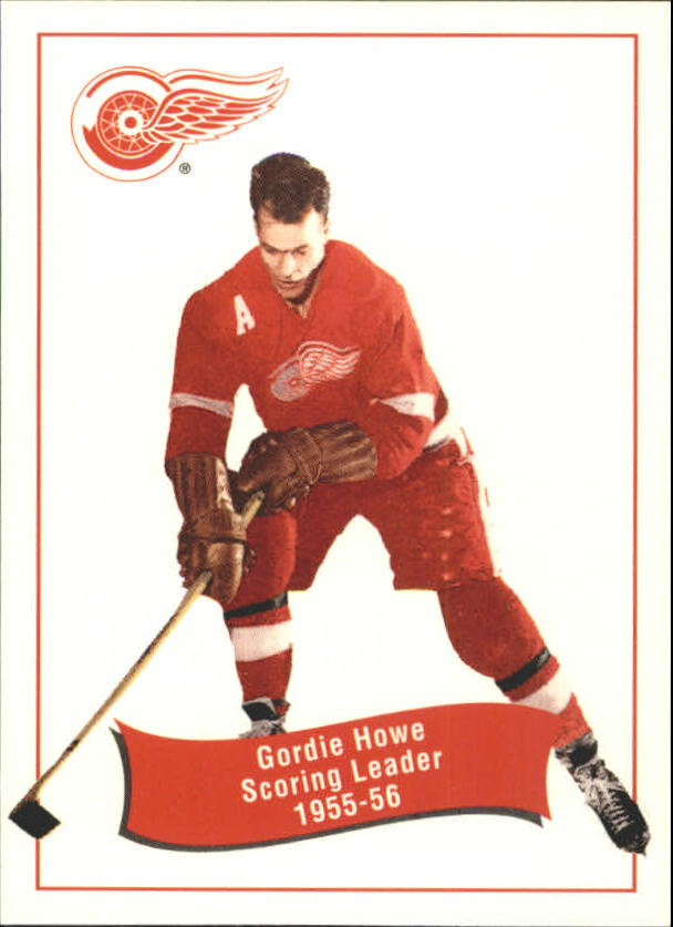 1994 Parkhurst Missing Link #171 Gordie Howe SL