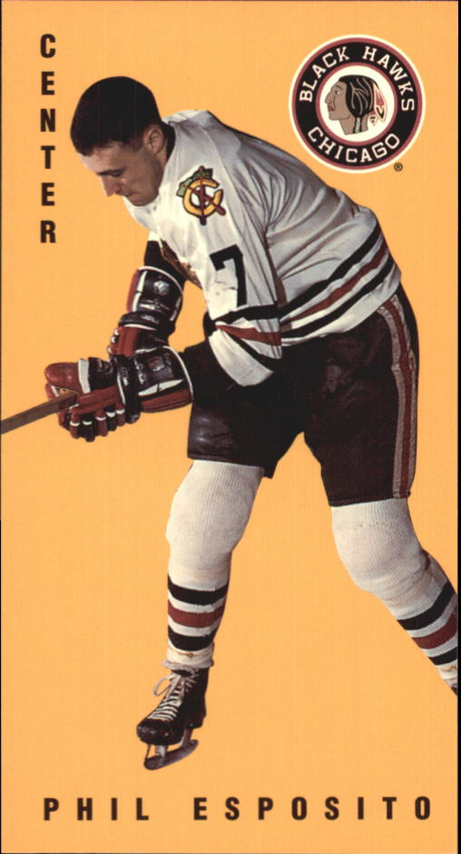 1994 Parkhurst Tall Boys #29 Phil Esposito