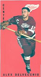 1994 Parkhurst Tall Boys #56 Alex Delvecchio