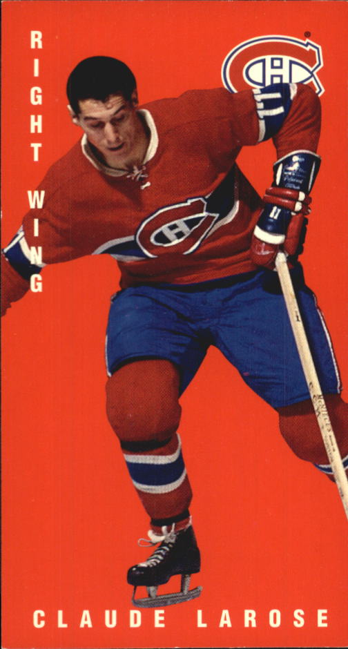 1994 Parkhurst Tall Boys #71 Claude Larose