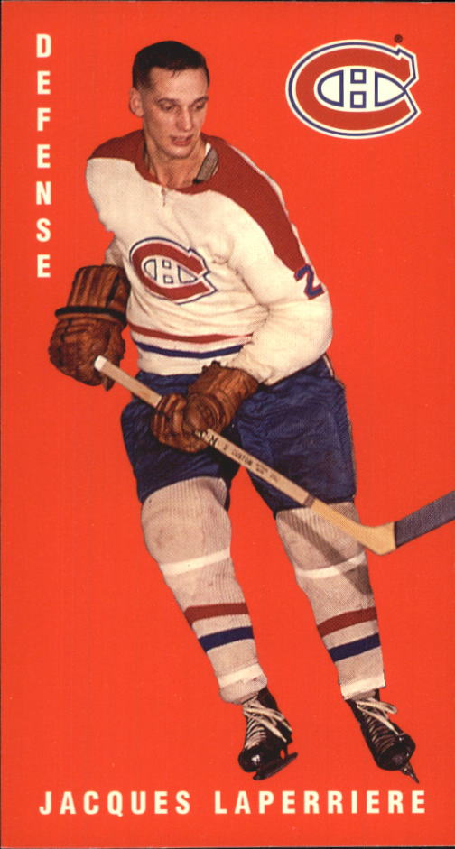 1994 Parkhurst Tall Boys #72 Jacques Laperriere