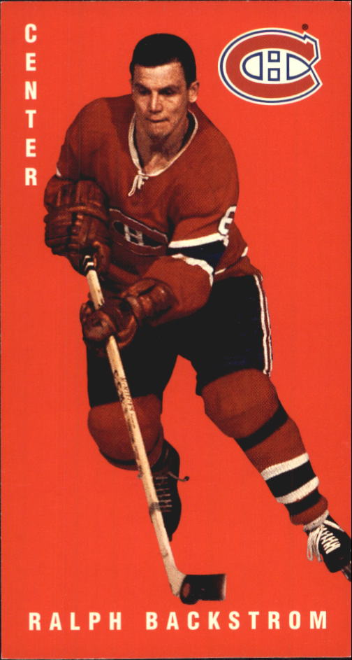 1994 Parkhurst Tall Boys #73 Ralph Backstrom