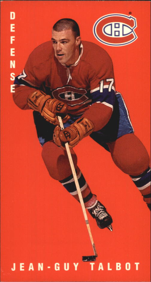 1994 Parkhurst Tall Boys #76 Jean-Guy Talbot