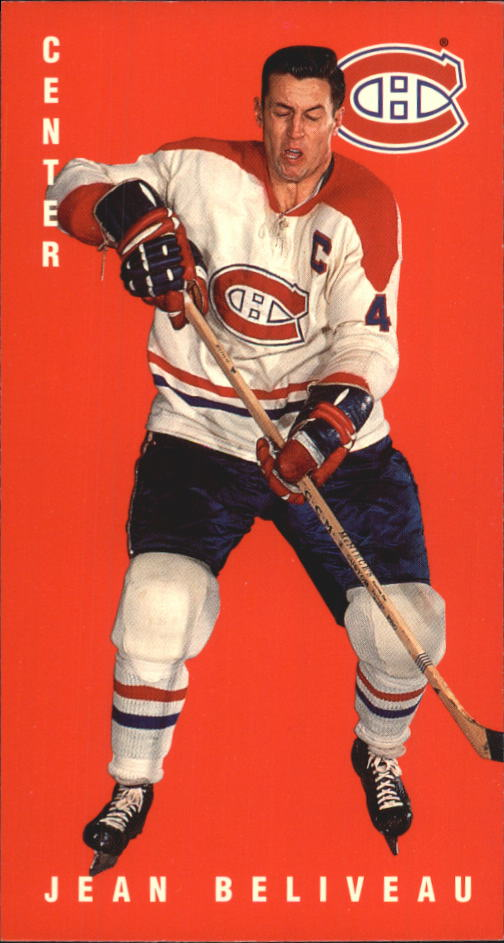 1994 Parkhurst Tall Boys #85 Jean Beliveau