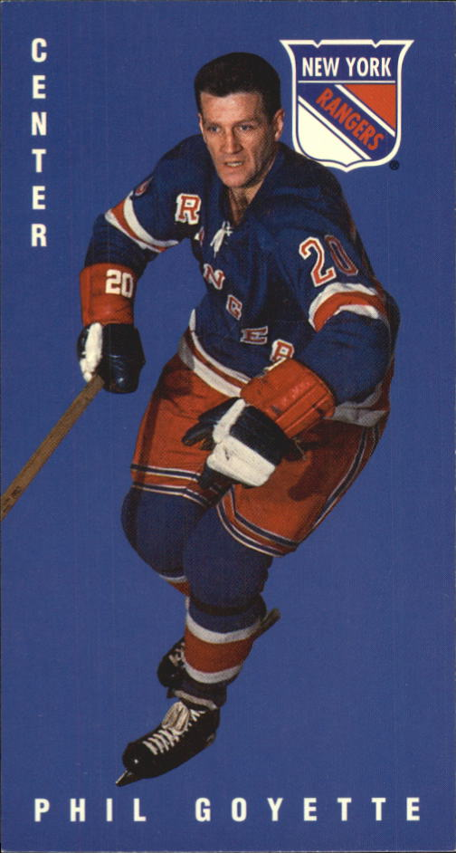 1994 Parkhurst Tall Boys #105 Phil Goyette