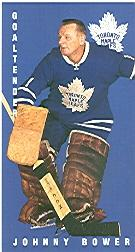 1994 Parkhurst Tall Boys #129 Johnny Bower