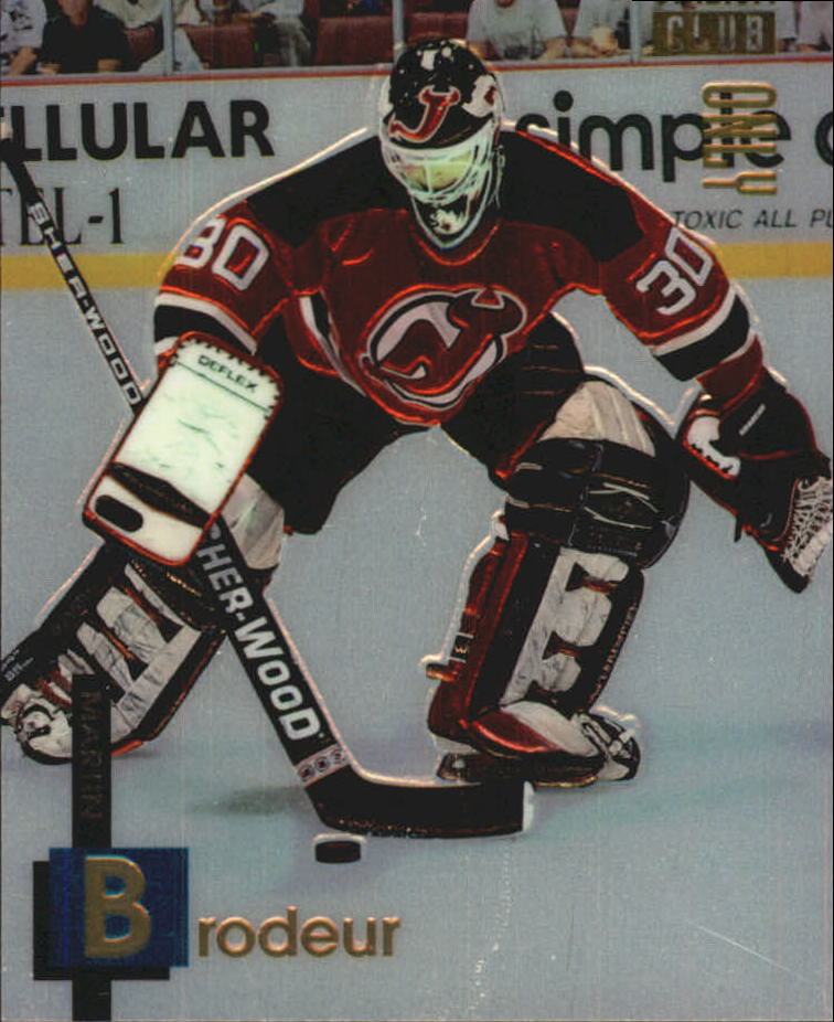 1994 Stadium Club Members Only 50 #46 Martin Brodeur