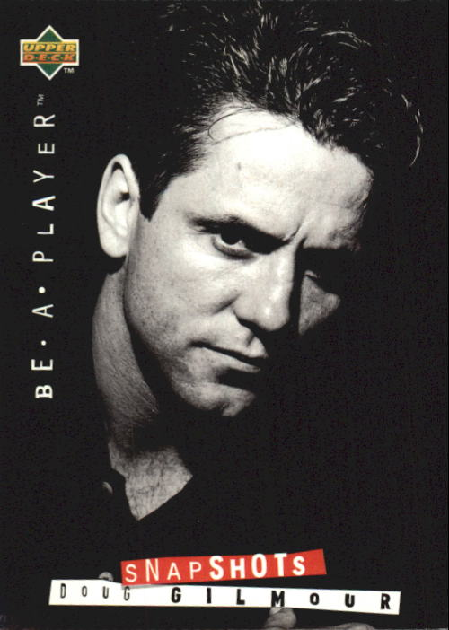 1994-95 Be A Player #R111 Doug Gilmour