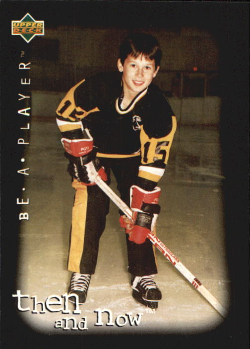 1994-95 Be A Player #R126 Paul Kariya TN