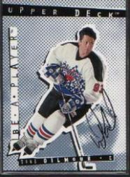 1994-95 Be A Player Autographs #1 Doug Gilmour/1250*